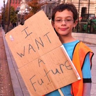 I want a future